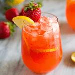 Ликеры и коктейли, напитки