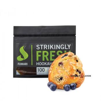 Табак Fumari – Blueberry Muffin (Черничный маффин) Акциз  100 гр.