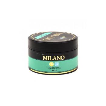 Табак для кальяна Milano Lemon Chill (Лимон лед) 100г