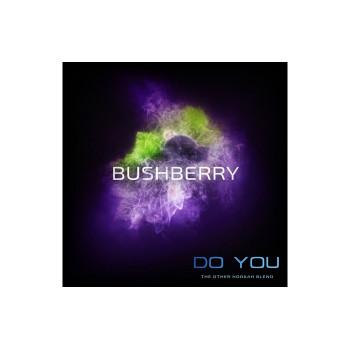 Кальянная смесь Do You Bushderry (Ревень и черная смородина) 50г