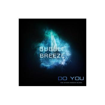 Кальянная смесь Do You Bubble Breeze (Свежесть морскогог бриза и аромат ягод) 50г