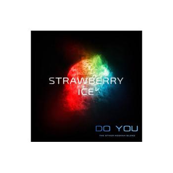 Кальянная смесь Do You Strawberry Ice (Спелая клубника с холодом) 50г