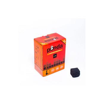 Кокосовый уголь для кальяна - Panda 24 кубика