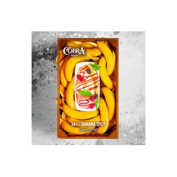 Кальянная смесь Cobra Virgin Banana Split (Банан) 50г