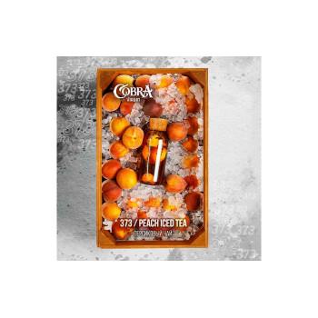 Кальянная смесь Cobra Virgin Peach Iced Tea (Персиковый чай) 50г