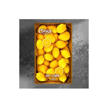 Кальянная смесь Cobra Origins Lemon (Лимон) 50г