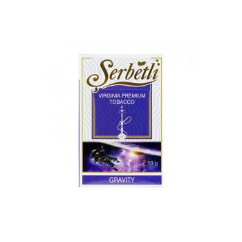 Табак Serbetli 50г - Gravity (Вишня малина)