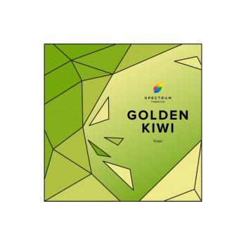 Табак для кальяна Spectrum HARD Line Gold Kiwi (Киви) 100г