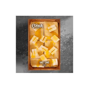 Табак для кальяна Cobra La Muerte Lemon Pie (Лимонный пирог) 40г