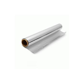 Фольга для кальяна в рулоне 50х0,3м 20 мкн