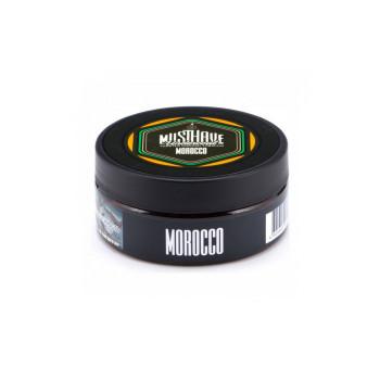 Табак Must Have 125г - Morocco (Арбуз дыня барбарис)