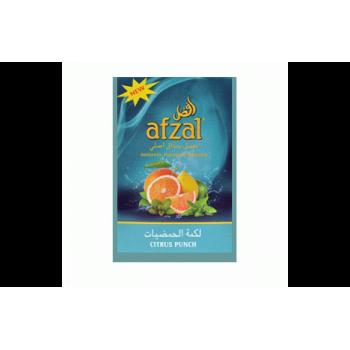 Табак для кальяна Afzal Citrus Punch (Цитрусовый пунш) 50 гр.