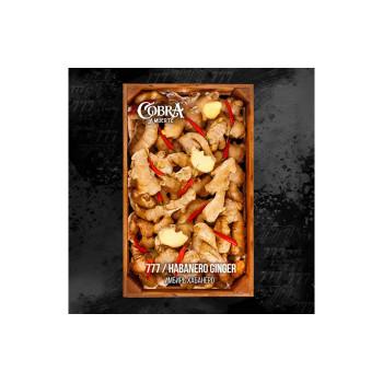 Табак для кальяна Cobra La Muerte Habanero Ginger (Имбирь) 40г