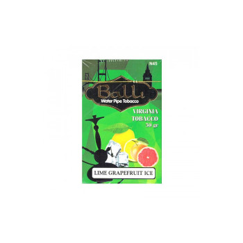Табак Balli 50гр - Lime Grapefruit Ice (Лайм Грейпфрут Лед)