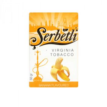 Табак Serbetli – Banana (Банан)  50 гр.