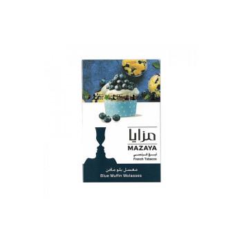 Табак Mazaya 50 гр - Blue Muffin (Черничный пирог)