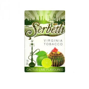 Табак Serbetli – Cactus Lime (Кактус с лаймом)  50 гр.
