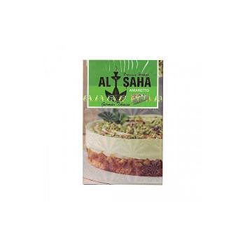 Табак для кальяна Al Saha Amaretto (Ликер вишня персик пряности) 50г
