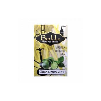 Табак для кальяна Balli Green Lemon Mint (Лайм мята) 50г