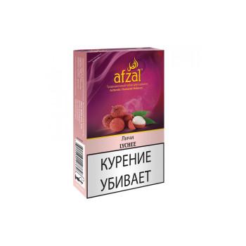 Табак для кальяна Afzal Lychee (Ягоды личи) 50 гр.