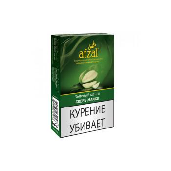 Табак для кальяна Afzal Green Mango (Зеленое манго) 50 гр.