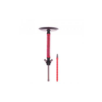 Шахта Mamay Custom - Coilovers Черный Красный (шахта, мундштук, уплотнитель шахты)