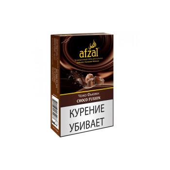 Табак для кальяна Afzal Choco Fusion (Шоколад с орехами) 50 гр.