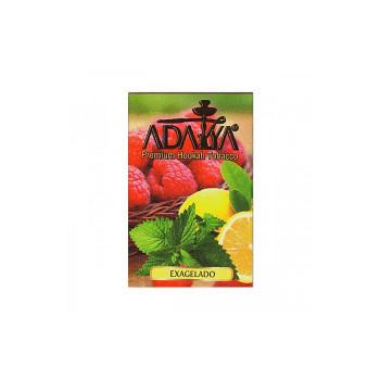 Табак для кальяна Adalya  Exagelado (Малина Лимон Мята) 50гр