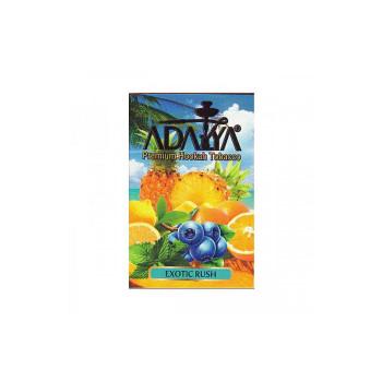 Табак для кальяна Adalya Exotic Rush (Ананас Апельсин Черника Лимон Мята) 50гр
