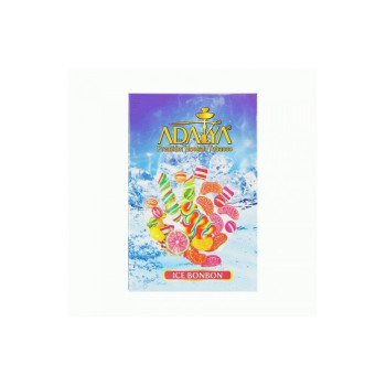 Табак для кальяна Adalya Ice bonbon (Леденцы с мятой) 50 гр.