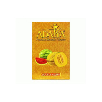 Табак для кальяна Adalya Double Melon (Арбуз Дыня) 50 гр.