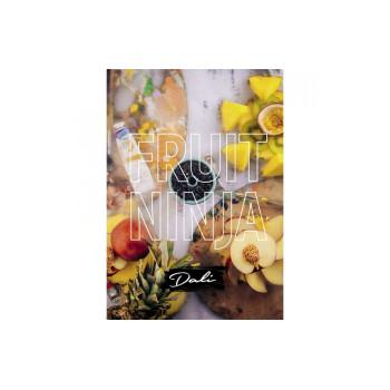 Табак для кальяна Dali Fruit Ninja (Ананас, персик, киви, маракуйя) 50г
