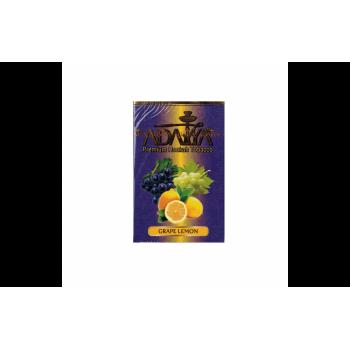 Табак для кальяна Adalya Grape Lemon (Виноград, Лимон) 50 гр