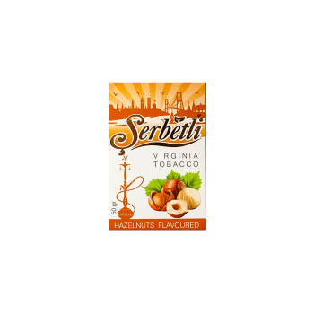 Табак для кальяна Serbetli Hazelnuts (Лесной орех) 50гр