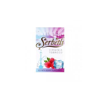 Табак для кальяна Serbetli Ice Berry (Лед Ягоды) 50г