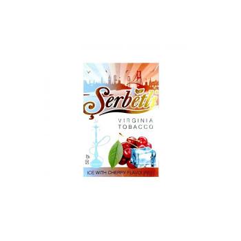Табак для кальяна Serbetli Ice Cherry (Лед Вишня) 50гр