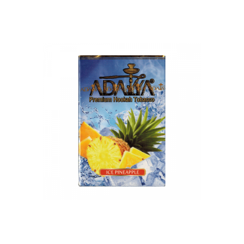 Табак для кальяна Adalya Ice Pineapple (Лед, Ананас) 50 гр