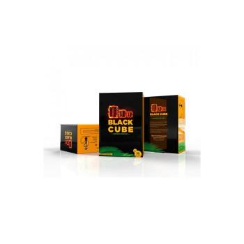 Кокосовый уголь для кальяна - Black Cube 96 кубиков