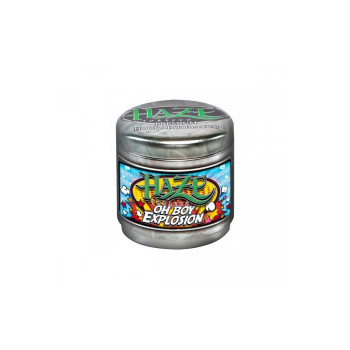 Табак Haze 100г - Oh Boy Explosion (Пряный сладкий персик)