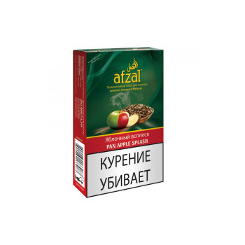 Табак Afzal 50 гр - Pan Apple Splash (Яблоко со специями)