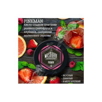 Табак для кальяна Must Have Pinkman (Грейпфрут, клубника, малиновый сироп) 25г