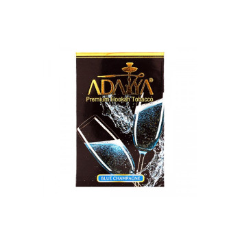 Табак для кальяна Adalya - Blue Champange (Шампанское) 50гр