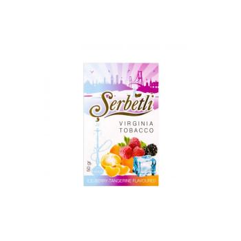 Табак для кальяна Serbetli Ice Berry Tangerine (Лед ягоды мандарин) 50 гр.
