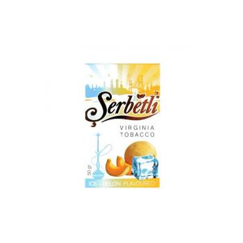 Табак для кальяна Serbetli Ice Melon (Лед, дыня) 50 гр.