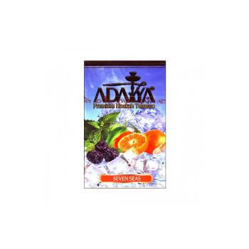 Табак для кальяна Adalya Seven Seas (Апельсин Ежевика Лед Мята) 50гр