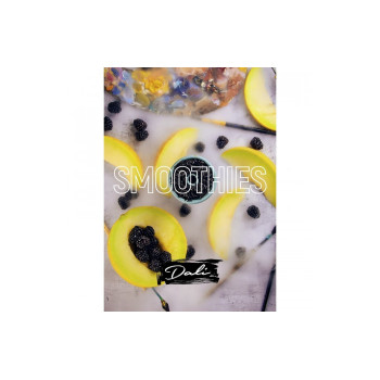 Табак для кальяна Dali Smoothies (Дыня, ежевика, ягоды) 50г
