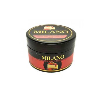 Табак для кальяна Milano Strawberry Cheesecake (Клубничный пирог) 100г