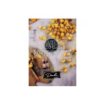 Табак для кальяна Dali Sweet Popcorn (Сладкий попкорн) 50г