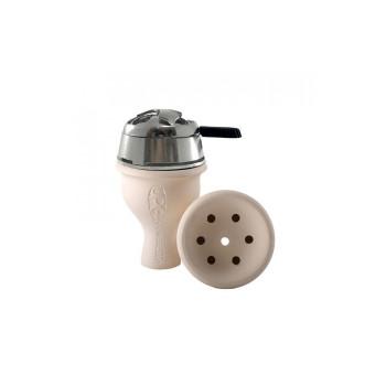 Чаша глиняная UPG HC-19 + Калауд Lotus