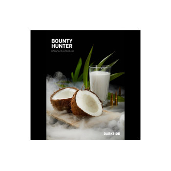 Табак для кальяна Darkside MEDIUM Bounty Hunter (кокос) 100 гр.